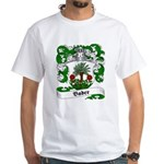 Bader Family Crest White T-Shirt