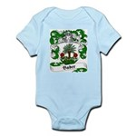 Bader Family Crest Infant Creeper