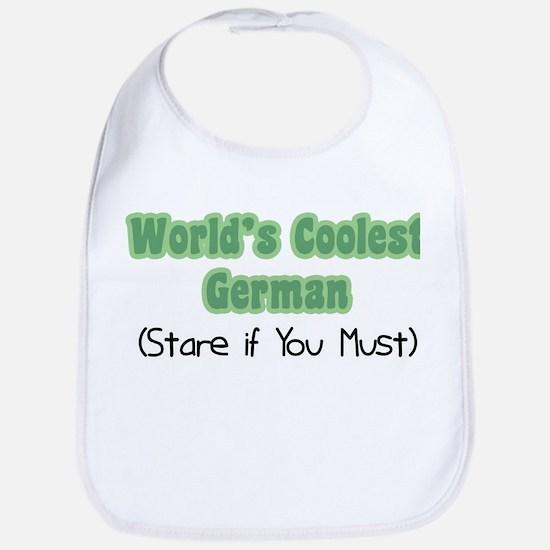 World's Coolest German Bib
