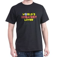 World's Greatest Lover (B) T-Shirt