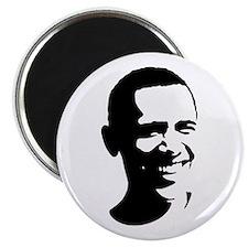"""Barack Obama Portrait 2.25"""" Magnet (10 pack)"""