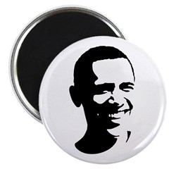 Barack Obama Portrait Magnet