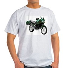 Triumph Tiger Motorbike Dark Green T-Shirt