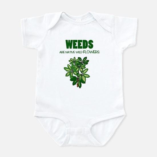 Weeds Infant Bodysuit