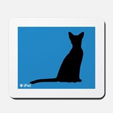 Abyssinian iPet Mousepad