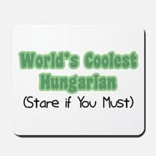 World's Coolest Hungarian Mousepad