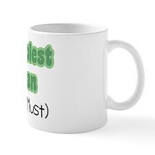 World's Coolest Irishwoman Mug