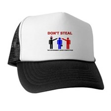 Hate ron paul Trucker Hat