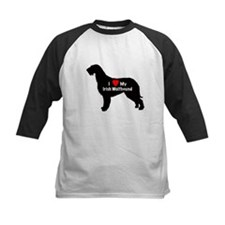 Irish Wolfhound Heart Tee