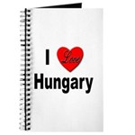 I Love Hungary Journal