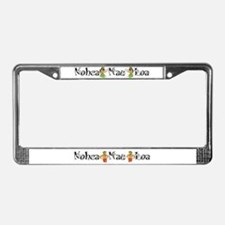 Unique Hawaii License Plate Frame