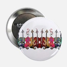 "ViolinSwirls 2.25"" Button (10 pack)"