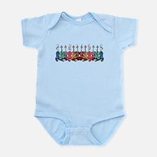 ViolinSwirls Infant Bodysuit