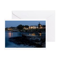 Monterey at Dusk Greeting Cards (Pk of 10)