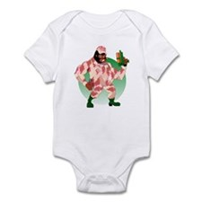 Gorilla Warfare, Guerilla Warfare Infant Bodysuit