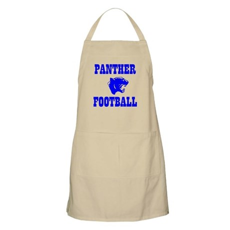 Panther Football BBQ Apron
