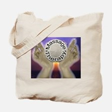 Rock, Sky and Massage Tote Bag