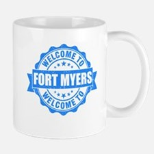 Summer fort myers- florida Mugs