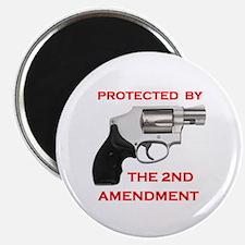 "2ND AMENDMENT 2.25"" Magnet (10 pack)"