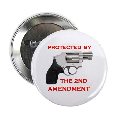 "2ND AMENDMENT 2.25"" Button"