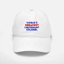 World's Greatest Lieut.. (A) Baseball Baseball Cap