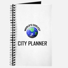 World's Coolest CITY PLANNER Journal