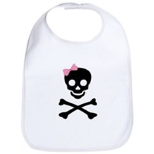 little (girl) pirate Bib