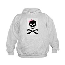little (girl) pirate Hoodie