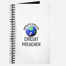 World's Coolest CIRCUIT PREACHER Journal
