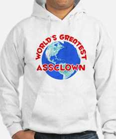 World's Greatest Asscl.. (F) Hoodie