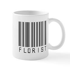 Florist Barcode Mug