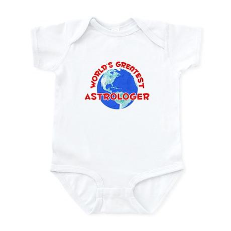 World's Greatest Astro.. (F) Infant Bodysuit