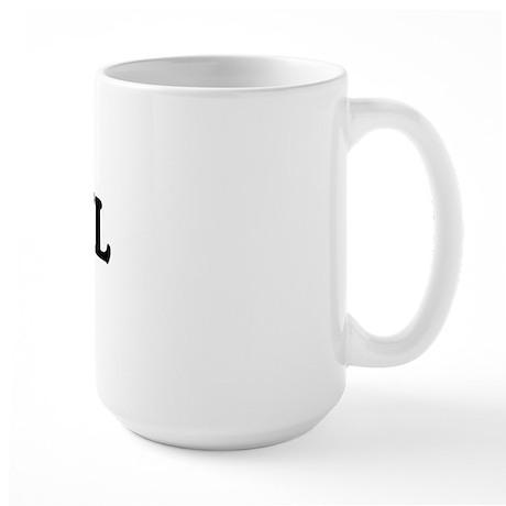 I Love ATL Large Mug