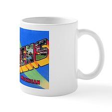 Mt. Clemens Michigan Greetings Mug