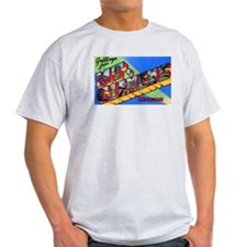 Mt. Clemens Michigan Greetings (Front) T-Shirt