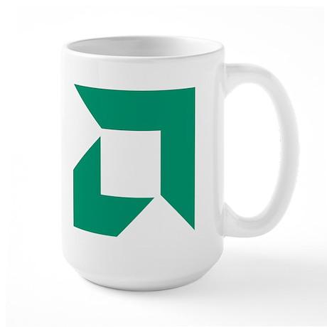 AMD Logo Large Mug