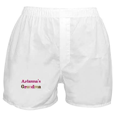 Arianna's Grandma Boxer Shorts
