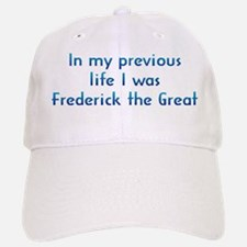 PL Frederick the Great Baseball Baseball Cap