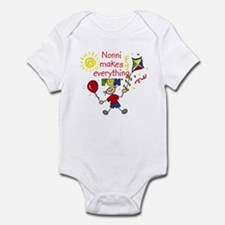 Nonni Fun Boy Infant Bodysuit