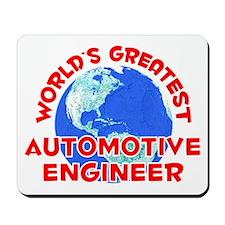 World's Greatest Autom.. (F) Mousepad