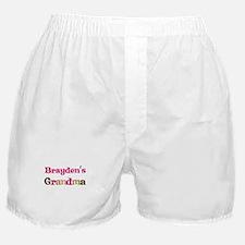 Brayden's Grandma  Boxer Shorts