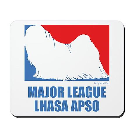 ML Lhasa Apso Mousepad