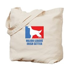 ML Irish Setter Tote Bag