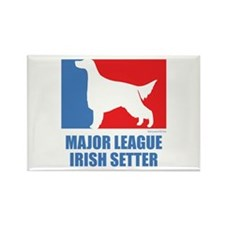 ML Irish Setter Rectangle Magnet (10 pack)