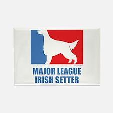 ML Irish Setter Rectangle Magnet (10 pack)