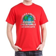 World's Greatest Accou.. (G) T-Shirt