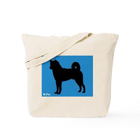 Shiba iPet Tote Bag
