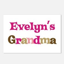 Evelyn's Grandma Postcards (Package of 8)