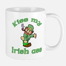 Kiss My Irish Ass Mug