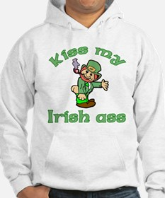 Kiss My Irish Ass Hoodie